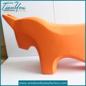 Animal Shape Child Stool Fiberglass Chair