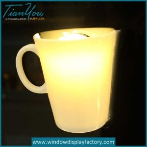 Decoration Led Acrylic Cup Light