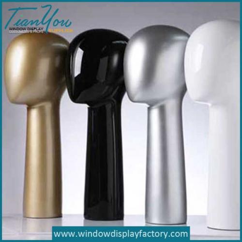 Custom Fiberglass Mannequin Heads Props