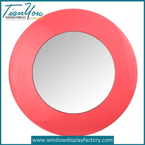 Custom Round Glass Decorative Acrylic Mirror