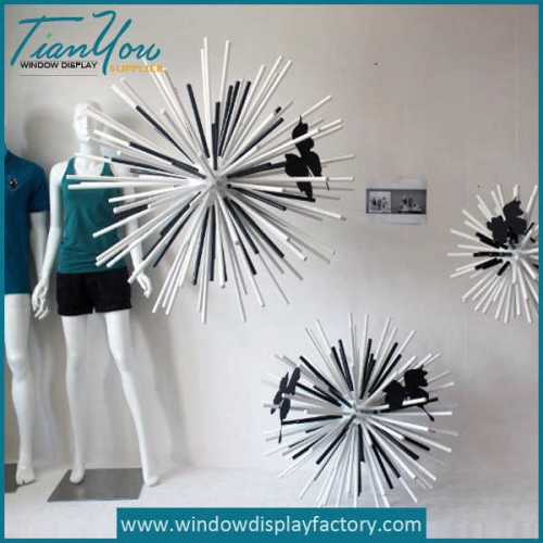 Decorative Acrylic Sticks Decoration Display Props