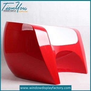 Modern Elegant Fiberglass Chair Furniture