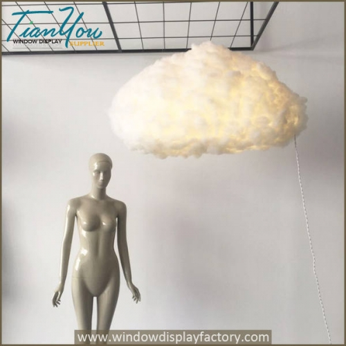 Cool Creative Art Cloud Pendant Light Decoration