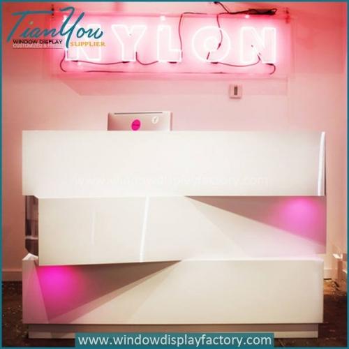 High Quality Newest Acrylic Neon Lights Decoration