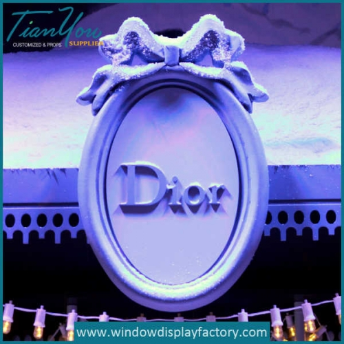 Custom Handmade Foam Signs Logo Decoration