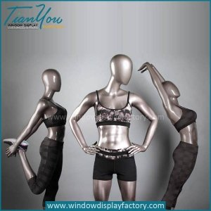 Custom Sports Store Mannequin for Shop Display