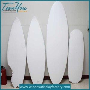 Super New Design Fiberglass Surfboard Props