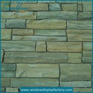 Antique Custom Resin Wall Bricks Decoration